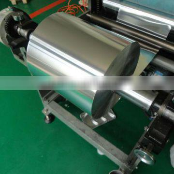 Automati aluminum foil coating machine/aluminum foil container for food packaging machine Quality Choice