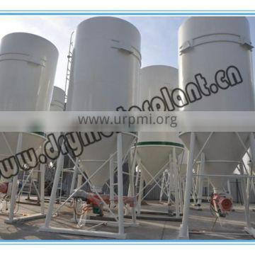 80Ton Sand Silo for Dry mortar production line