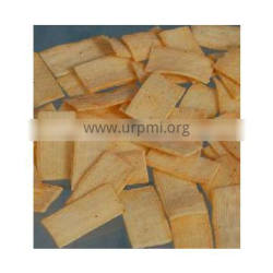 CE standard fried snacks food extrusion