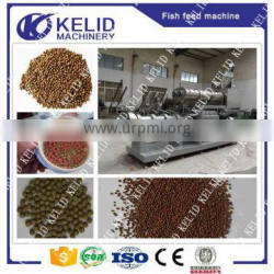 New product floating cat fish food extruder making machine