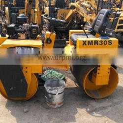 used excellent mini road roller XCMG XMR30S on sale/Dynapac Bomag XCMG road roller