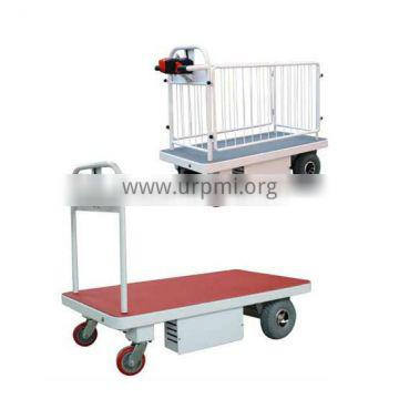Battery Electric Powered Trolley With High Technology Motor And Transmission Shaft And Speed Controller