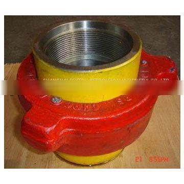 High Pressure API 6A WECO Fig 602 Hammer Union use for Pipe Fittings in Oilfield Well Drilling