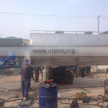 14 tons Stainless steel Milk cooling tank