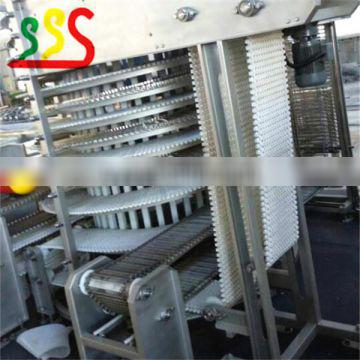 individual spiral Freezer Series for vegetable fruits meat