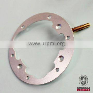 glass to wall bracket turning brass stainless steel