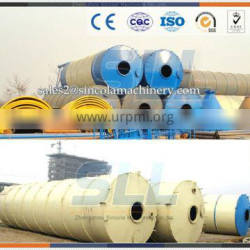 All kinds of Dry Mortar Plant Bolted/Welded Cement Silo for Sale