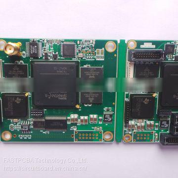 PCBA one-stop service, Special SMT Processes, 1-48 PCB Layer Count, 100%AOI &x-ray test.