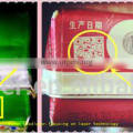 low power laser engraving and coding machine for dairy production with factory price