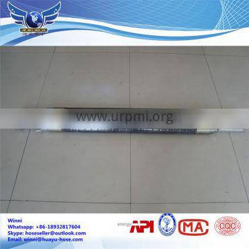 Air Rubber Hose inflatable packer White Food Grade Rubber Hose