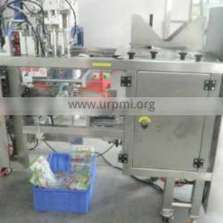 Multi Function 4 Head Linear Scale Vibration Feeder System Weighing and Packaging Machine