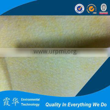 Silo filter bag for dust collection
