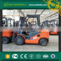 2 ton forklift electric CPD20 telescopic forklift with paper roller