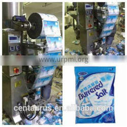Best sea salt packaging machine with lowest price