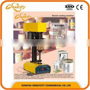 1L to 5L paint chemical round automatic tin can sealing machine