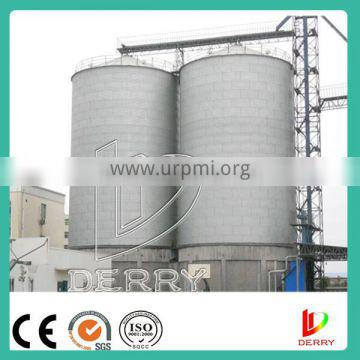 100 ton cement silo for wheat/silo manufacturers on sale