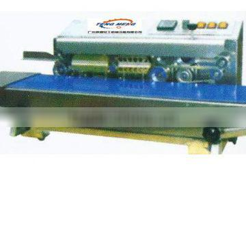 2014 newest semi automatic electrric inductor bag sealing machine