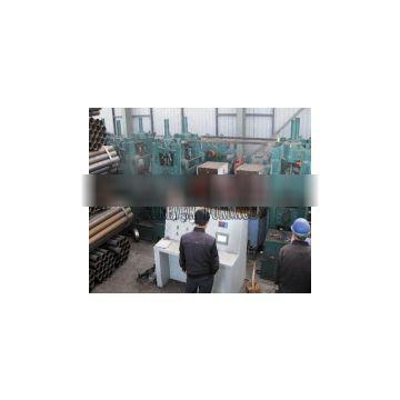 Steel pipe hardening and tempering line manufacturer