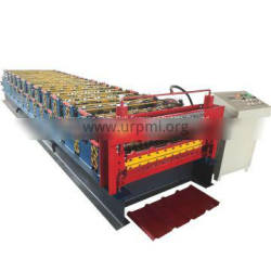 Kenya 836-840 Corrugated Steel Roofing Double Layer Sheet Roll Forming Machine