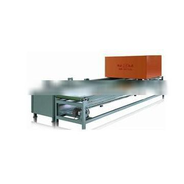 Coil collecting machine