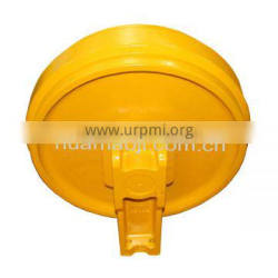 PC40 yellow and black 45Mn excavator track roller