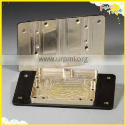 High pricision oem aluminum parts cnc machining plate components
