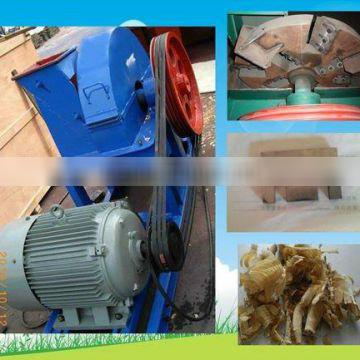 2012 popular wood shaving machine for charcoal production line