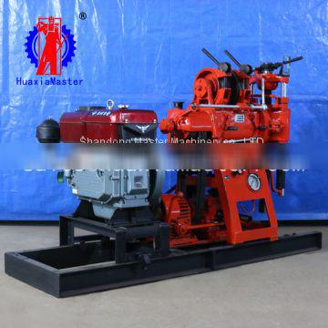 Factory direct sale 100m XY-100 water well drilling rig machine