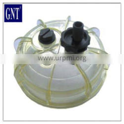R60T R90T R120T Oil water separator cup, excavator spare parts