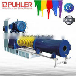 PUHLER Horizontal Bead Mill / Sand Mill For Paint And Ink