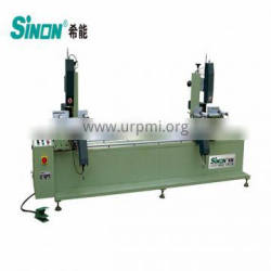 Double-head Automatic Water Slot Milling Machine / Window Glass Production Line