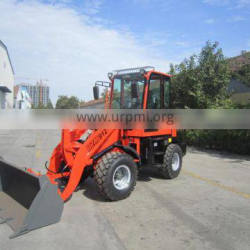 HZM912 New type wheel loader with Big space front tilting cabin
