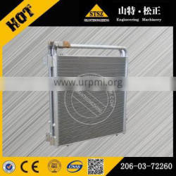 Excavator Cooling System Hydraulic Oil Cooler 20Y-03-31121 206-03-71120 206-03-72260