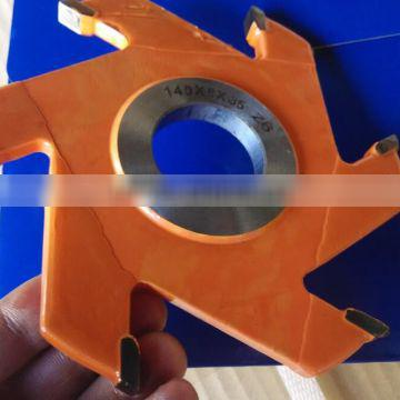 Orange Tool Straight Edge Groove Cutters Packing In Blue Paper Box