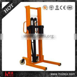professional made 1.5t 1600mm hand winch stacker