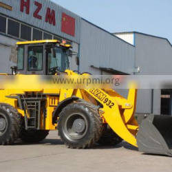 HZM932 used wheel loader high quality