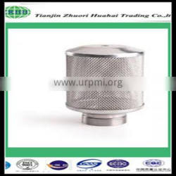 Manufacture strainer mesh for a wide range of filter housings