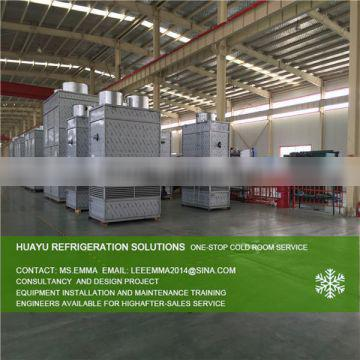 factory made abattoir cold storage room freezer room for meat