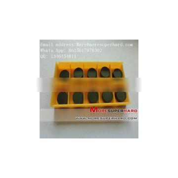 PCBN inserts and cutter, pcbn turning tool