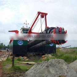 Small River Sand Dredger Boat,China Cutter Suction Dredger Sale Factory Price