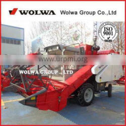 W4SD-2.0D mini rice combine harvester made in china