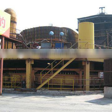 High quality Rotary kiln made in cement production line