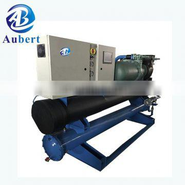 water cooled chiller with Siemens PLC
