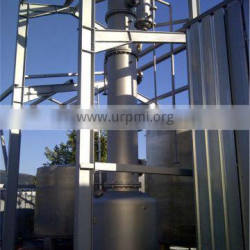 essential oil extraction plant/distillation plant/packed tower