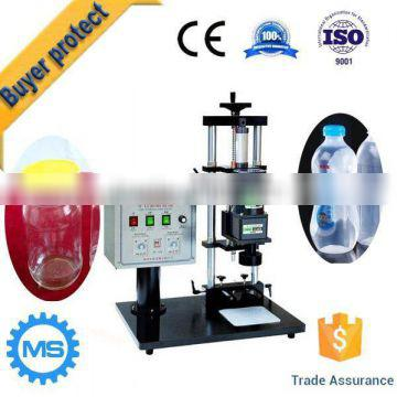 Electric bottle screw capping machine