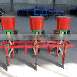 agricultural machinery 3 rows corn planter