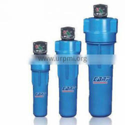 Compressed air precise filter with stable performance