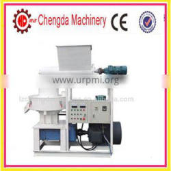 New condition CE approval ring die palm kernel shell wood pellet machine