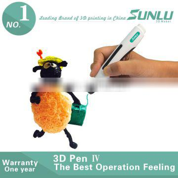 NEW!!! USB Power Bank/ One Button Operation/ Crystal Housing DIY 3D PENS
