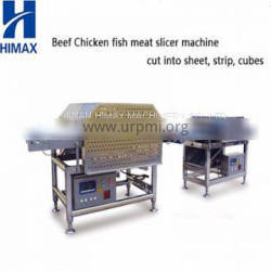 New Condition Automatic Fresh Meat Cutting Machine slicer with CE